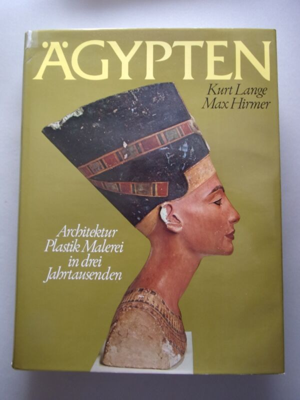 2 Bücher Cheops Anfang Ende .. Grundmuster Pyramide Ägypten Architektur Plastik