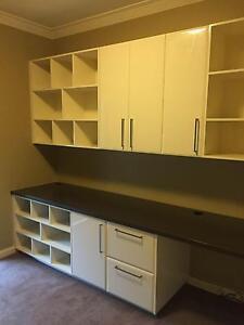 Home Office - Neutral Sleek Design McKinnon Glen Eira Area Preview