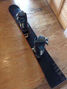 Planche à neige Race Burton  Québec City Québec image 6
