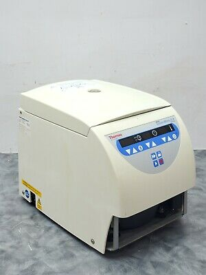 Thermo Sorvall Legend Micro 21r Refrigerated Centrifuge W Rotor Warranty