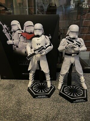 Star Wars The Force Awakens - First Order Snowtroopers Set - Hot Toys MMS323