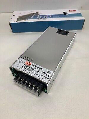 Mean Well Hrpg-450-48 Acdc Power Supply Single-out 48v 9.5a Cnc Router Servo