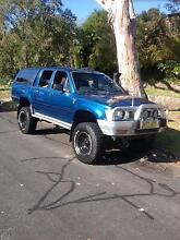Turbo diesel hilux swap/sell Wallsend Newcastle Area Preview