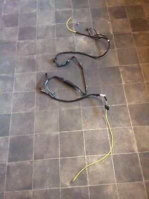 Slk 200 Boot Lid Wiring Loom Harness R170 @96-04 Trunk Number Plate Locking