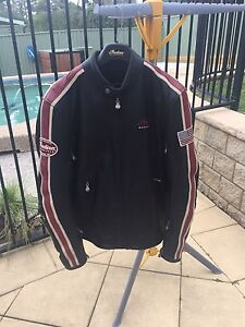 Indian Motorcycle Leather Jacket Gymea Bay Sutherland Area Preview