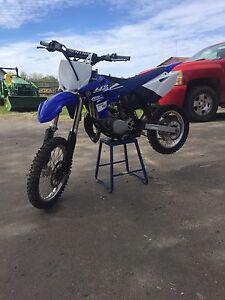 2015 Yamaha YZ 85cc