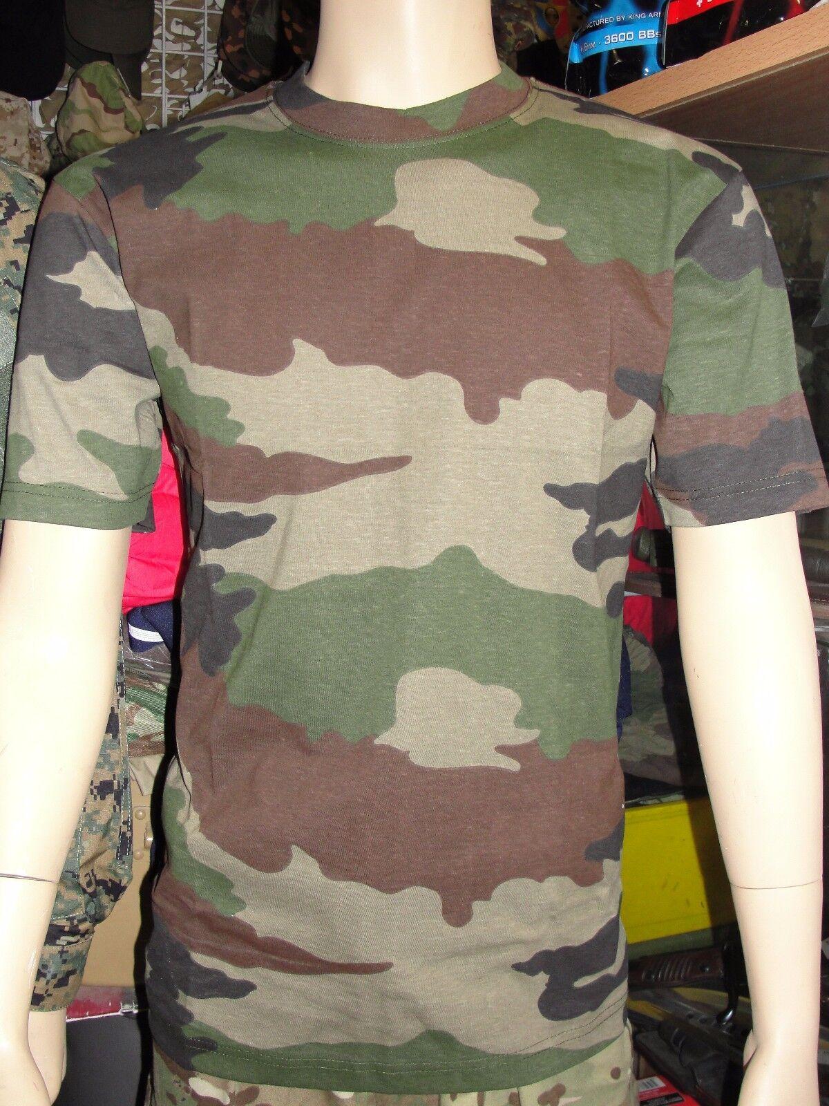 Surplus Armée T Militaire Shirt Française l1K3JcTF
