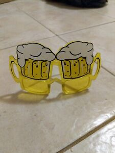 Beer glasses - 50cents