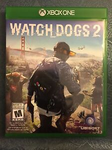 Watch Dogs 2 For XBOX ONE!