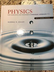 Physics for scientist and engineers a strategic approach
