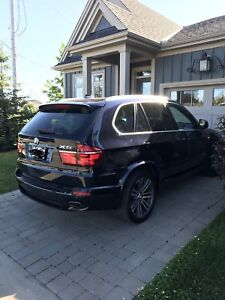 2012 BMW X5 / M Sport / 7 Passenger / One Owner!!