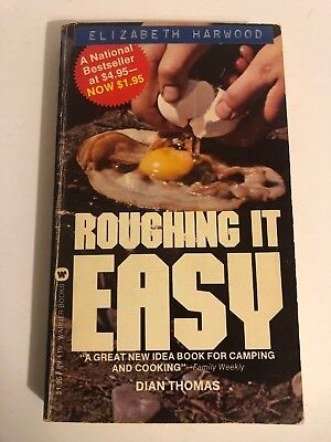 Roughing It Easy~ A Great New Idea For Camping And Cooking