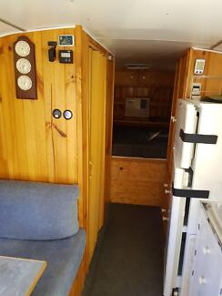 Hino bus motorhome Taperoo Port Adelaide Area Preview