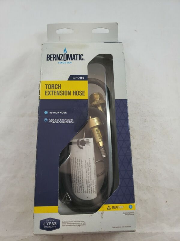Bernzomatic WHO159 Torch Extension Hose Kit