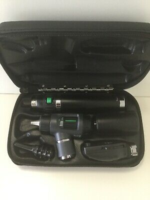 Welch Allyn 97200 Diag Set 11720 Ophthalmoscope 23820 Macroview Lithium Handle