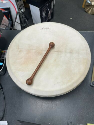 """Roosebeck 16"""" Bodhran with Tipper"""
