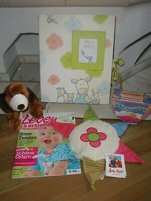 6x Geschenke zur Geburt/Taufe für Mädchen/Jungen Käthe Kruse, Sigikid usw. NEU