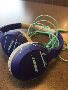 Bose noise counselling headphones