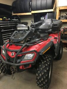 2010 Can Am Outlander