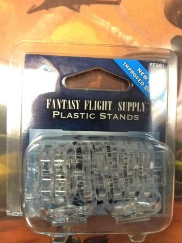 Fantasy Flight Supply Plastic Stands Nice!