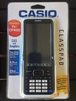 Casio ClassPad II (fx-CP400) - very good condition