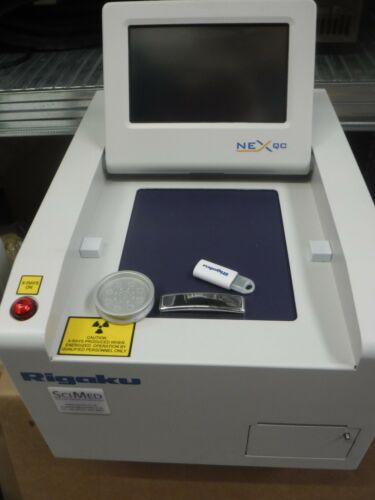 Rigaku NEX QC Benchtop FDXRF Elemental Analyzer benchtop X-ray Fluorescence