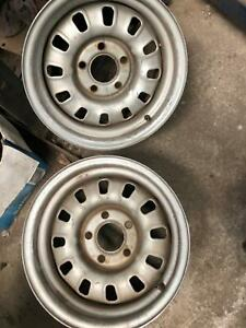 FORD XR-XF 12 SLOTER RIMS. West Footscray Maribyrnong Area Preview