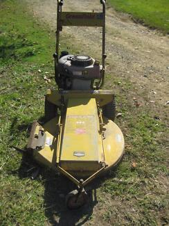 Greenfield I.P.D. (self-propelled) Slasher Mower