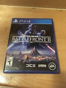 Jeu Star Wars Battlefront 2 - PS4