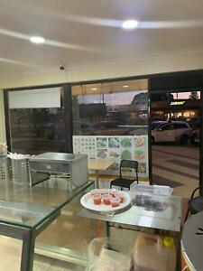 Fast food shop for sale