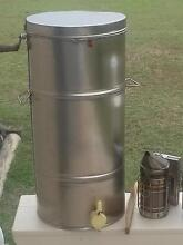 Beekeeping Equipment - Extractor, Uncapping Knife, Smokers etc Maroochydore Maroochydore Area Preview