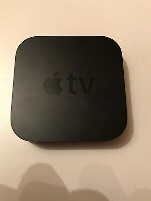 Apple TV (3rd Generation) 8GB HD Media Streamer - A1427 w Remote control