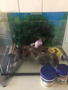 Crazy crab tank and accessories Kingsley Joondalup Area Preview