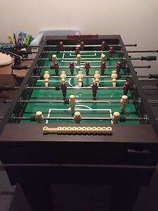 Foosball table / Soccer sur table