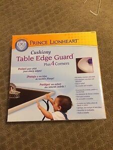 Table edge guard