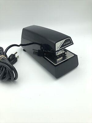 Swingline Model 67 Heavy Duty Commercial Electric Desktop Stapler Tested