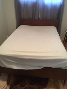3/4 size bed $100 OBO