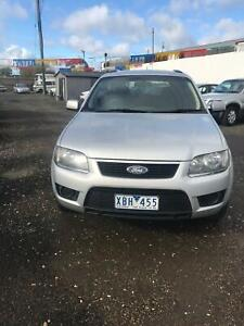 2009 Ford Territory TX Automatic SUV Morwell Latrobe Valley Preview