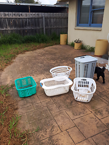 Laundry baskets Altona Hobsons Bay Area Preview