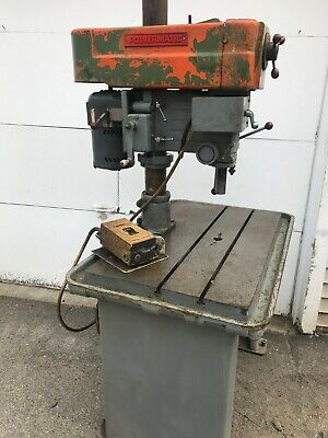 Powermatic Drill Press Heavy Duty Production Table Model 1200