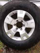 Nissan patrol wheels Wurtulla Maroochydore Area Preview