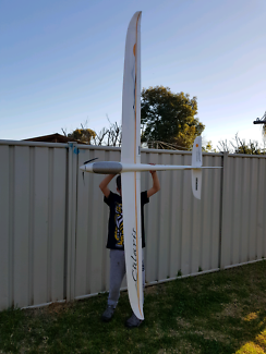 Rc glider.Rc  plane multiplex Cularis