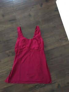 Lululemon Bumble Berry Tank!