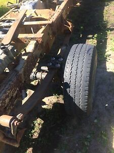 Ford 3/4 ton rear leaf springs