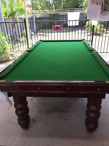 POOL TABLE Springfield Ipswich City Preview