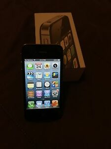 **RARE IPHONE 4S BRAND NEW iOS 6.1.3** Oakville / Halton Region Toronto (GTA) image 1