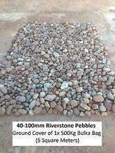 River Stone Pebbles & Rocks FREE DELIVERY Garden Decorative Stone Kenwick Gosnells Area Preview