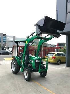 Changfa CFA254 4 wd Tractor with 4in1 loader