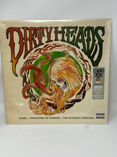 DIRTY HEADS - HOME: PHANTOMS OF SUMMER LP VINYL RECORD STORE DAY RSD 2021