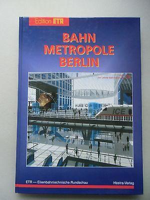 Bahn Metropole Berlin 1996 Eisenbahn